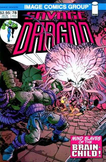 Savage Dragon 78 - Erik Larsen