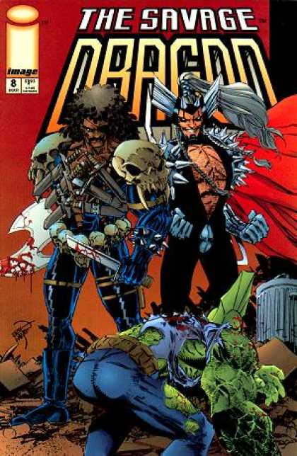 Savage Dragon 8 - Erik Larsen