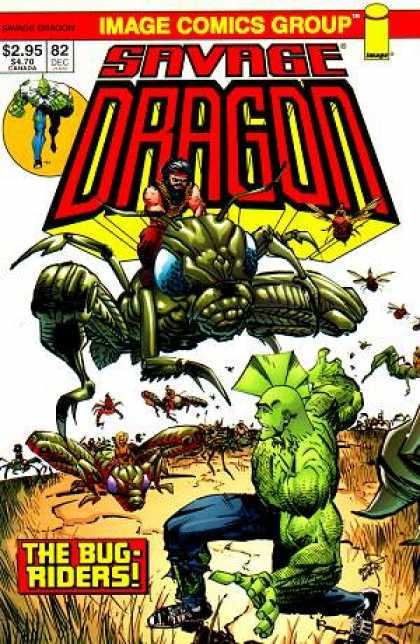 Savage Dragon 82 - Erik Larsen