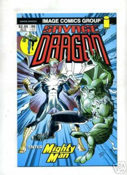 Savage Dragon 86 - Erik Larsen