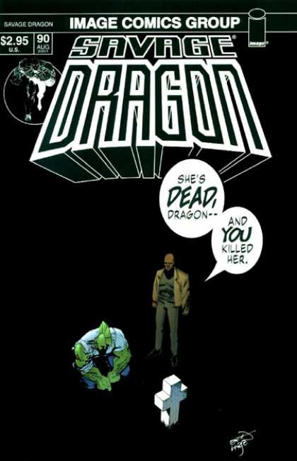 Savage Dragon 90 - Erik Larsen