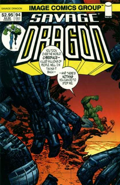 Savage Dragon 94 - Erik Larsen