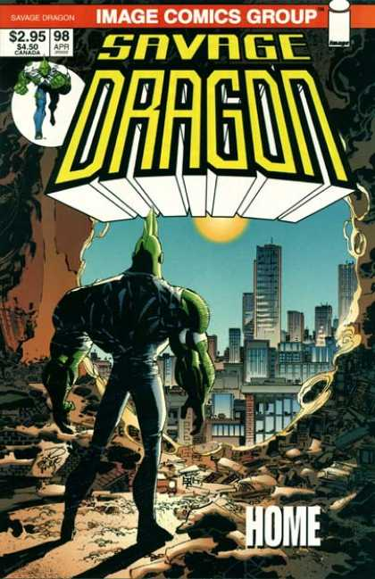 Savage Dragon 98 - Erik Larsen