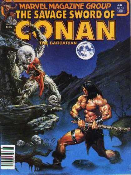 Savage Sword of Conan 64 - Joe Jusko