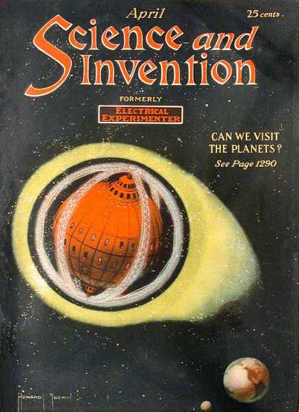 Science and Invention - 4/1921