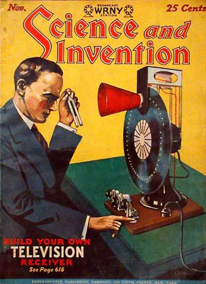 Science and Invention - 11/1928