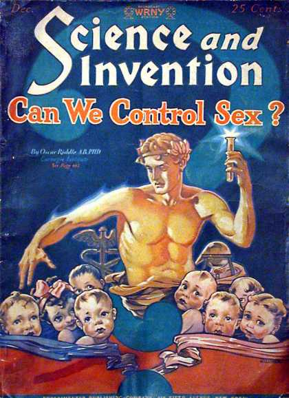 Science and Invention - 12/1928