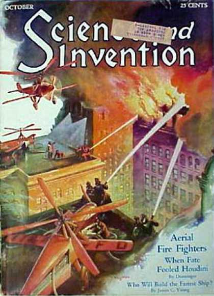 Science and Invention - 10/1929