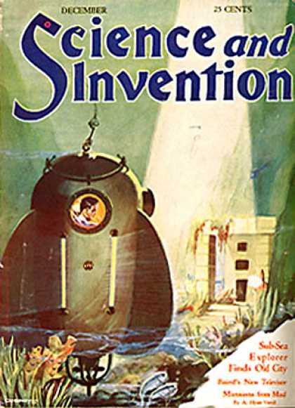 Science and Invention - 12/1929