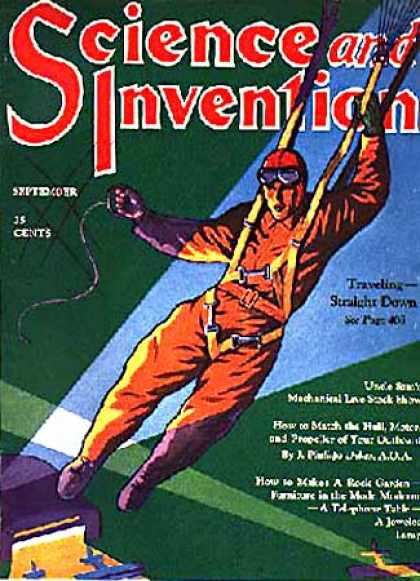 Science and Invention - 9/1930