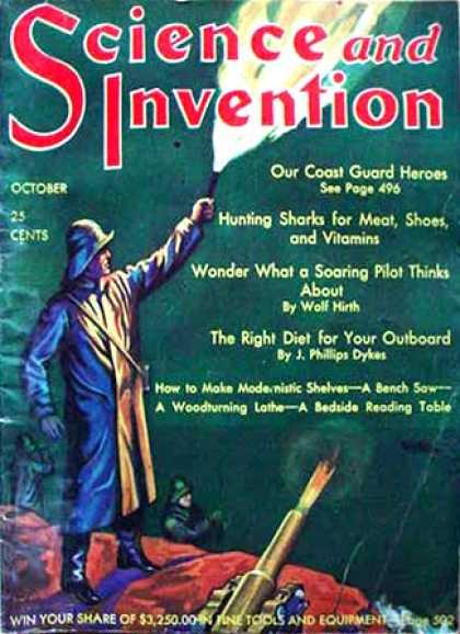 Science and Invention - 10/1930