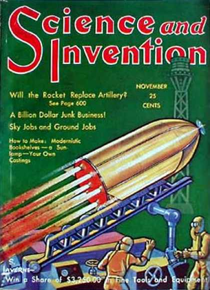 Science and Invention - 11/1930