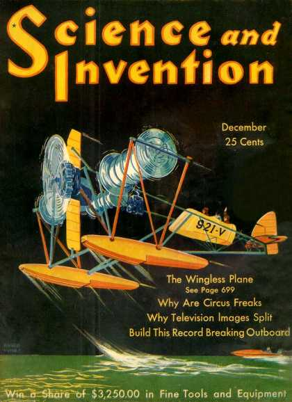 Science and Invention - 12/1930