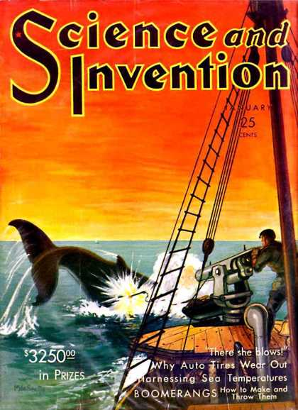 Science and Invention - 1/1931