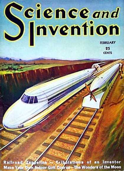 Science and Invention - 2/1931