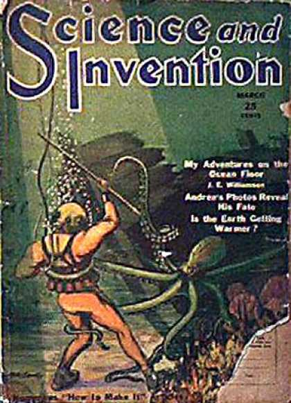 Science and Invention - 3/1931