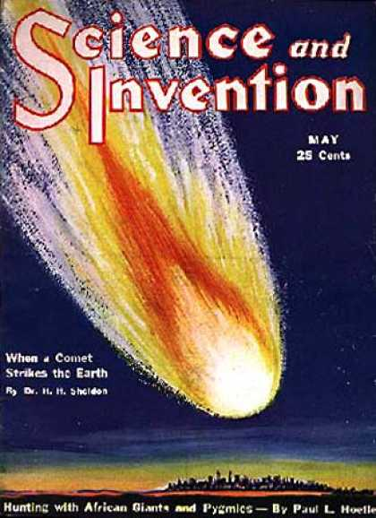 Science and Invention - 5/1931