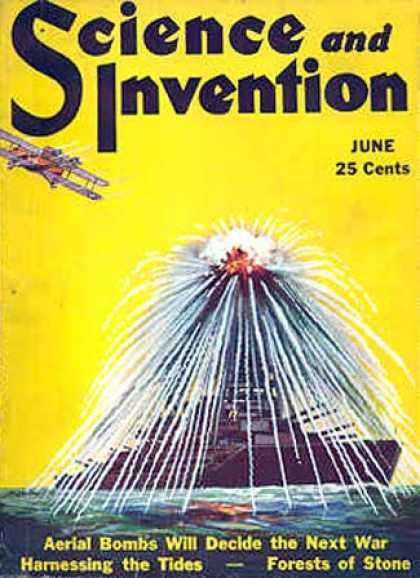Science and Invention - 6/1931