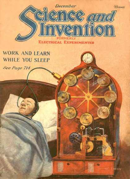 Science and Invention - 12/1921