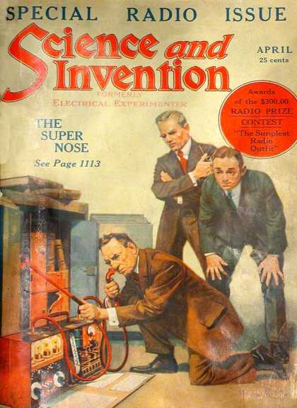 Science and Invention - 4/1922