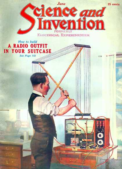 Science and Invention - 6/1922