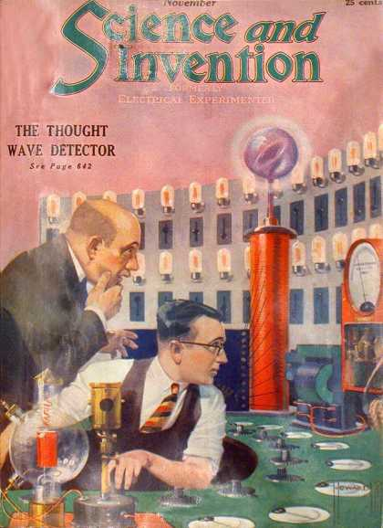 Science and Invention - 11/1922