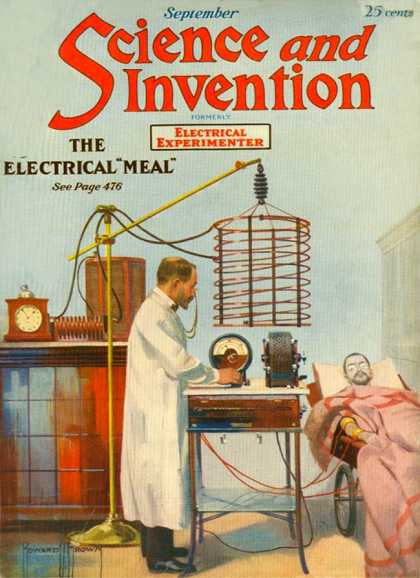 Science and Invention - 9/1920