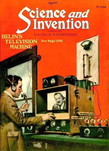 Science and Invention - 4/1923