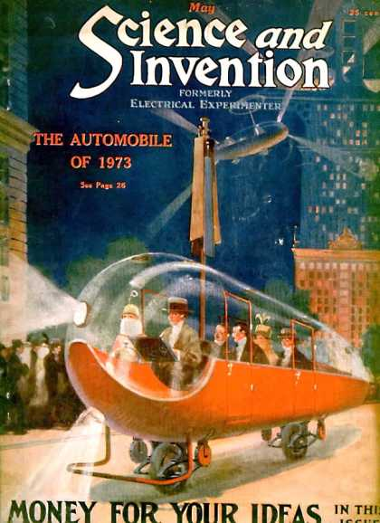 Science and Invention - 5/1923