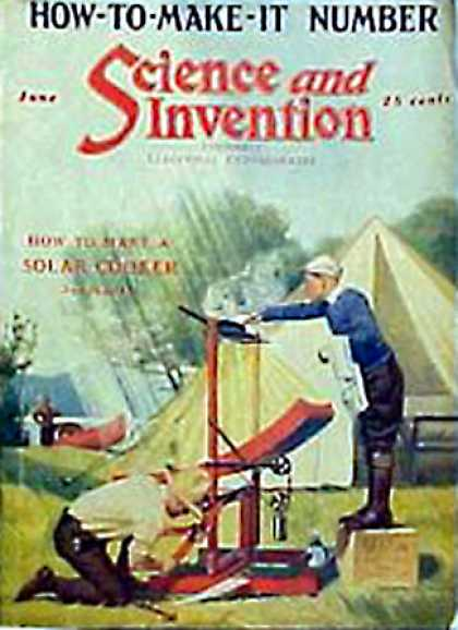 Science and Invention - 6/1923