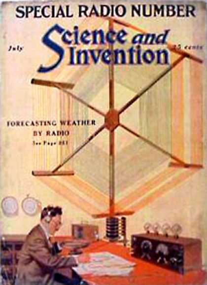 Science and Invention - 7/1923