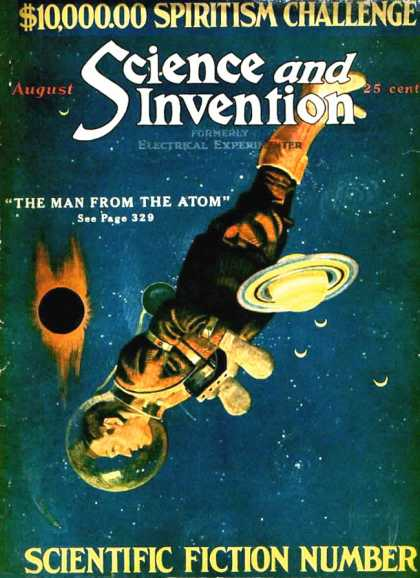 Science and Invention - 8/1923