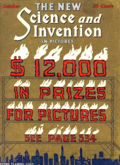 Science and Invention - 10/1923