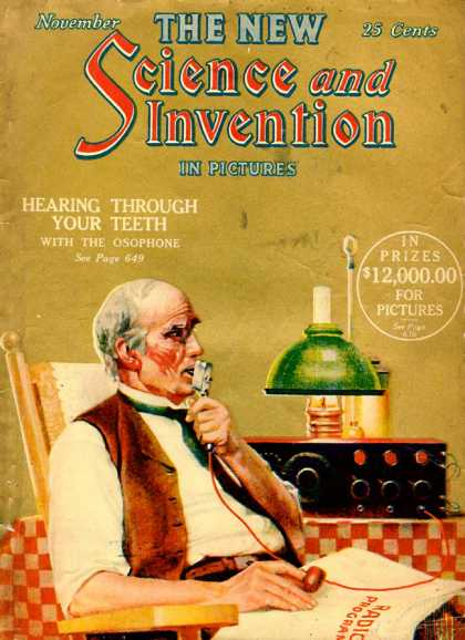 Science and Invention - 11/1923