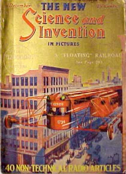 Science and Invention - 12/1923