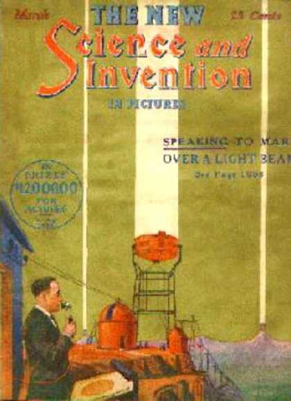 Science and Invention - 3/1924