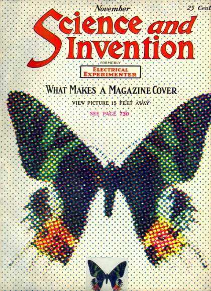 Science and Invention - 11/1920
