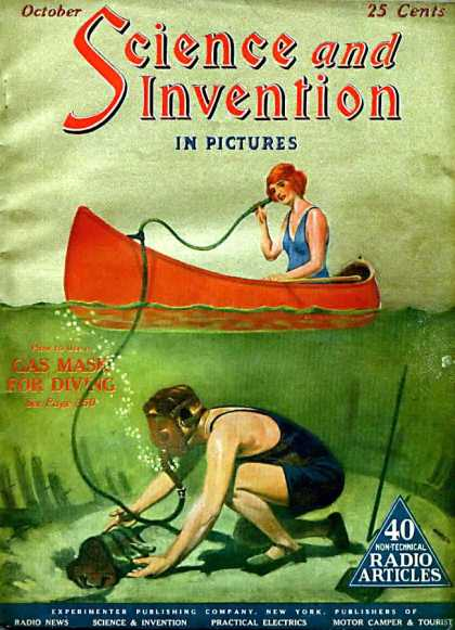 Science and Invention - 10/1924