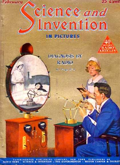 Science and Invention - 2/1925