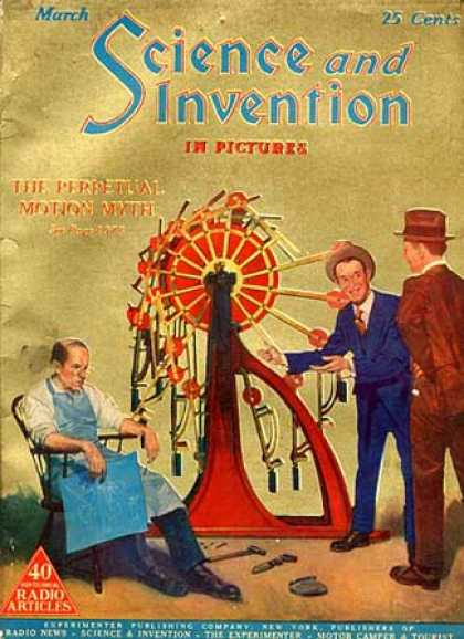 Science and Invention - 3/1925