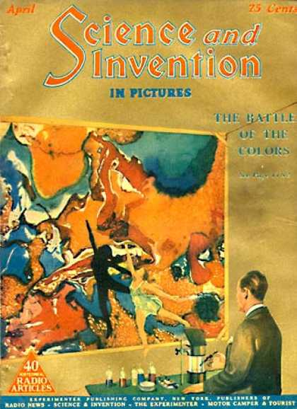 Science and Invention - 4/1925