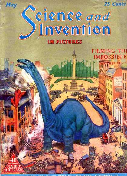 Science and Invention - 5/1925
