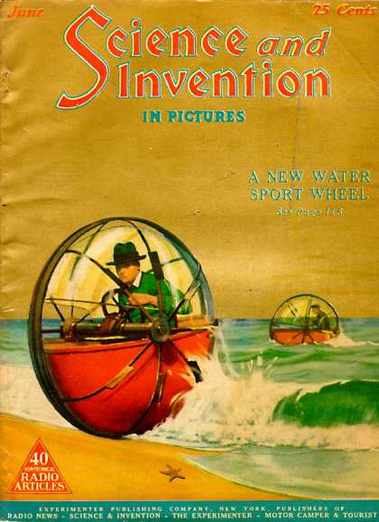 Science and Invention - 6/1925