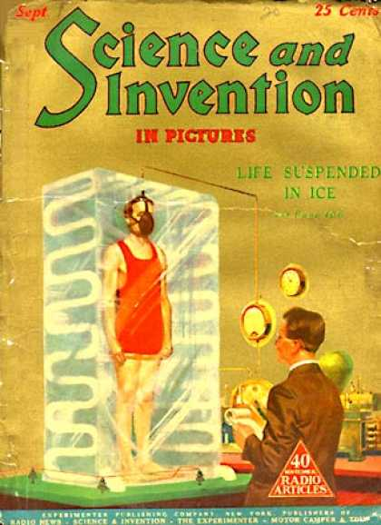 Science and Invention - 9/1925