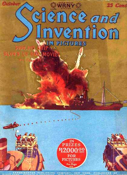 Science and Invention - 10/1925