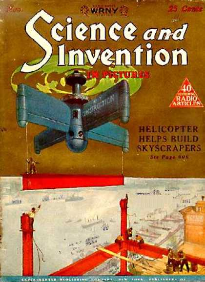 Science and Invention - 11/1925