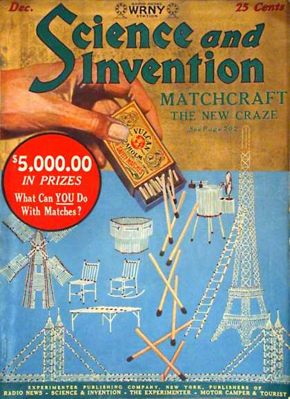 Science and Invention - 12/1925