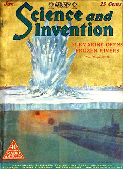 Science and Invention - 1/1926