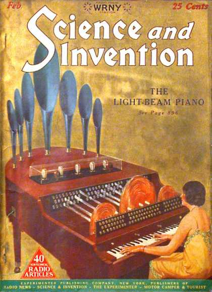Science and Invention - 2/1926