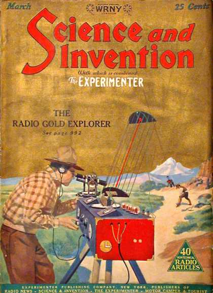 Science and Invention - 3/1926